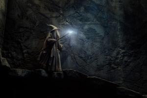 La desolación de Smaug_Gandalf