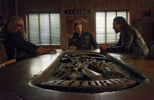 Sons of Anarchy Season 6 - Bobby, Jax & Chibs