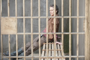 The Walking Dead Season 4 - Carol