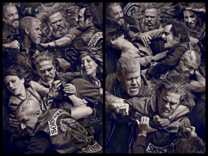 5. Sons of Anarchy