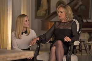 American Horror Story Coven - Cordelia & Fiona