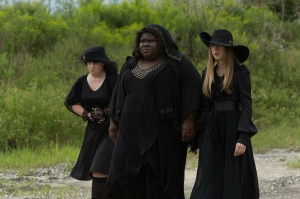 American Horror Story Coven - Nan, Queenie & Zoe
