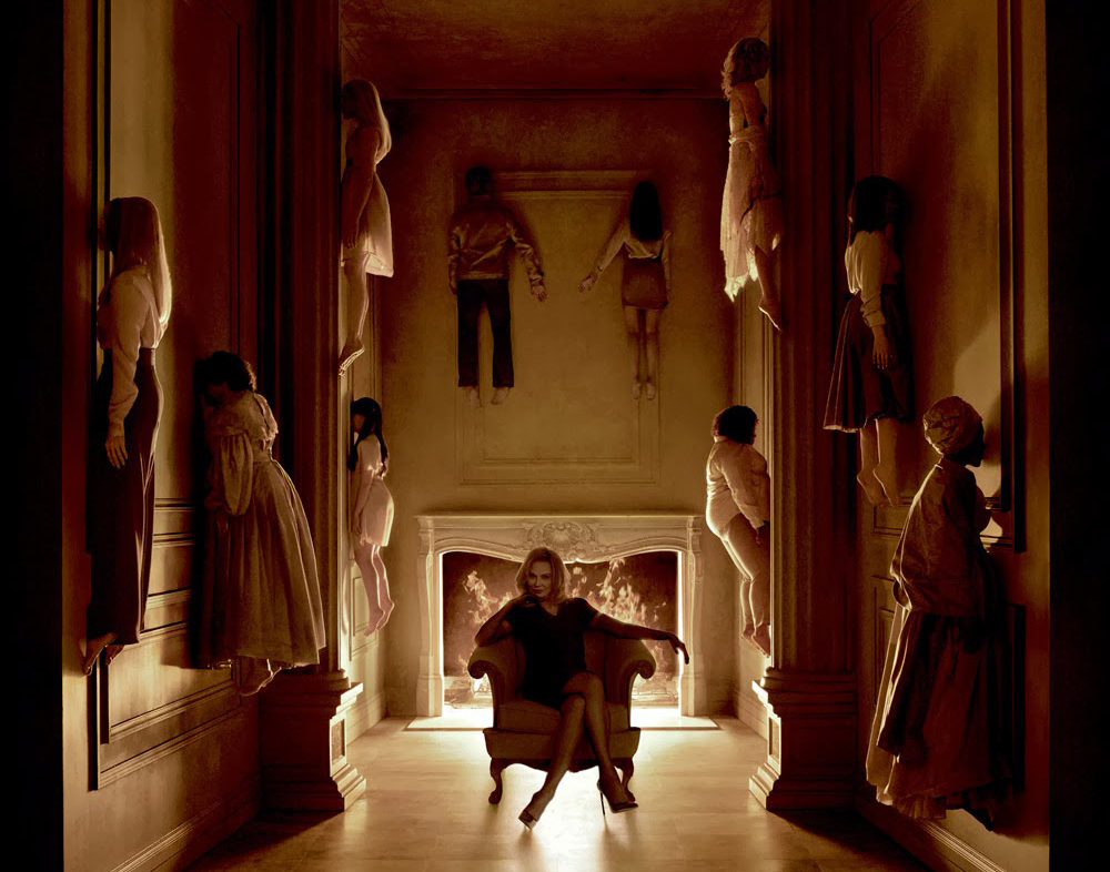 American Horror Story Coven – Poster | El Cadillac Negro