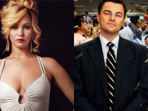 American Hustle - The Wolf of Wall Street