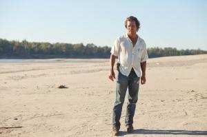 Matthew McConaughey en Mud