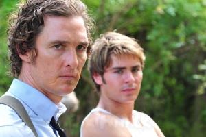 Matthew McConaughey en The Paperboy