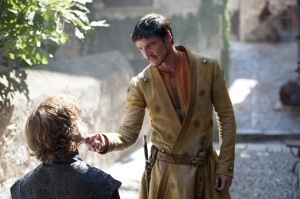 Game of Thrones Season 4 - Oberyn Martell & Tyrion Lannister