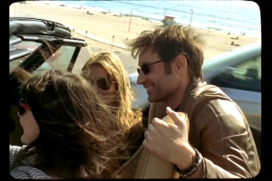 Californication Season 7 - Becca, Karen & Hank