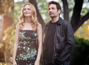 Californication Season 7 - Julia & Hank