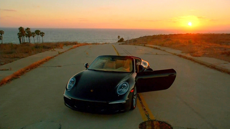 Californication Season 7 Sunset El Cadillac Negro
