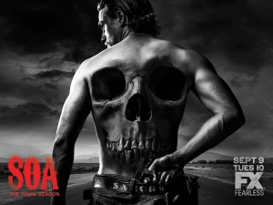 Sons of-Anarchy - Season 7 - Poster