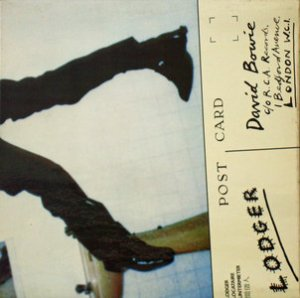 David Bowie Lodger cover 2