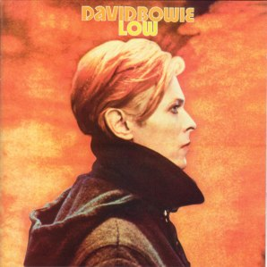 David Bowie Low cover 3