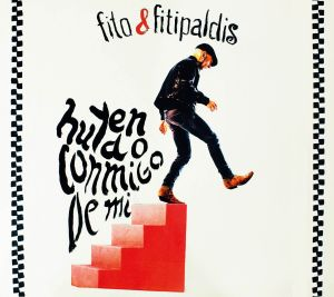 Fito y Fitipaldis_Huyendo conmigo de mí_Portada