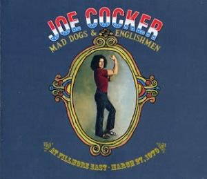 Joe Cocker mad dogs and Englishmen cover 2
