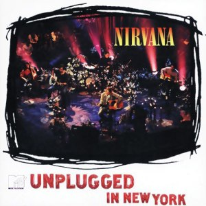 Nirvana Unplugged in New York cover