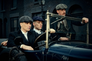 Peaky Blinders - Let's Take A Ride!