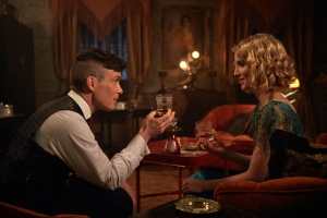 Peaky Blinders - Tommy & Grace
