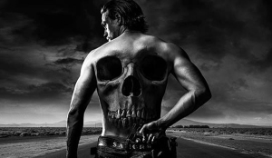 10. Sons of Anarchy