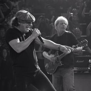 AC/DC - Brian & Stevie