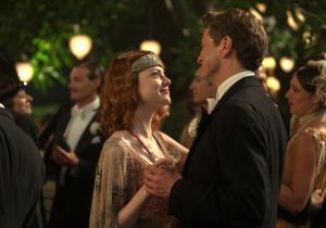 Magia a la luz de la Luna Colin Firth Emma Stone