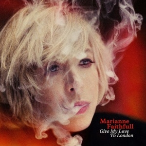 Marianne Faithfull-Give my love to London