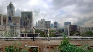 The Walking Dead-Atlanta