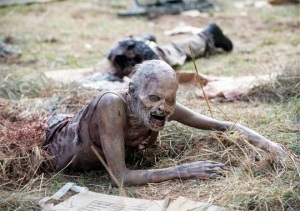 The Walking Dead-Consumed