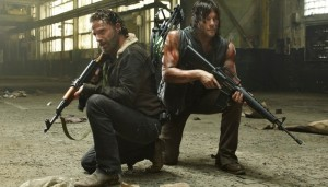 The Walking Dead Season 5-Rick-Daryl