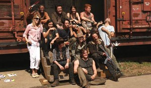 The Walking Dead Season 5-Terminus