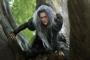 Into the Woods-Witch-bruja