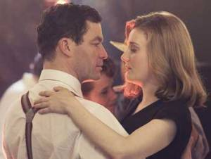 the-hour Romola Garai Dominic West
