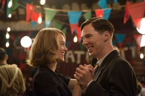 the-imitation-game benedict Cumberbatch Keira Knightley