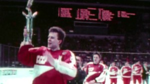 Red army winning Fetisov