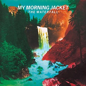 My Morning Jacket The Waterfall cover
