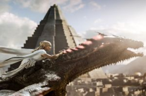 Games of Thrones_Daenerys_Drogon