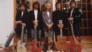 Travelling Wilburys guitars