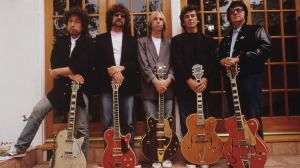 Travelling Wilburys guitars