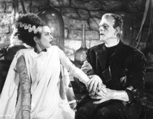 La novia de Frankenstein-1935