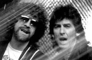George Harrison Jeff Lynne