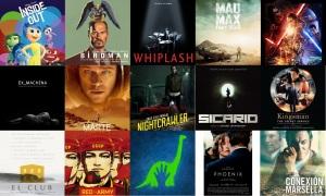Películas 2015 El Cadillac Negro
