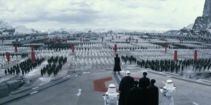 Star Wars The Force Awakens – First Order