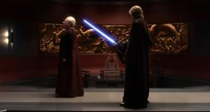 La venganza de los Sith Anakin Palpatine