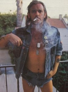Lemmy in shorts