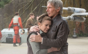 Star Wars The Force Awakens - Han & Leia