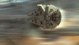 Star Wars The Force Awakens - Millennium Falcon