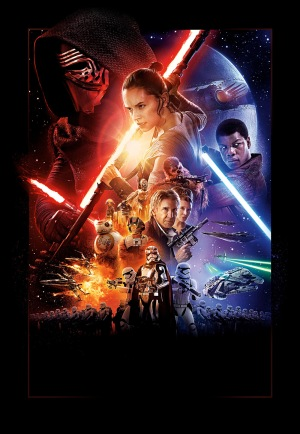 Star Wars The Force Awakens - Poster