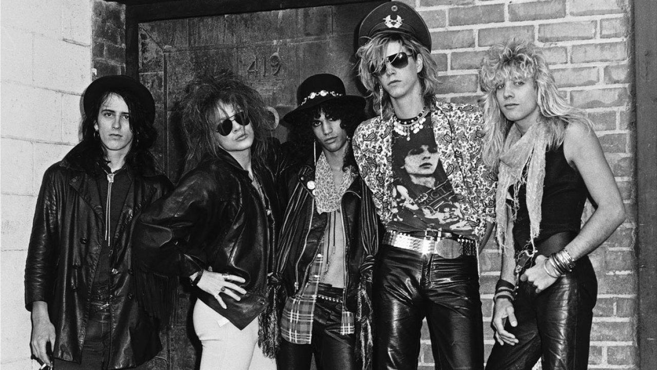 [Articulo] Auge, caída y reunión de Guns N'Roses: Las 20 fechas clave. Guns-and-roses-1985