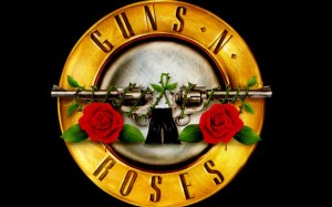 Guns and Roses logo