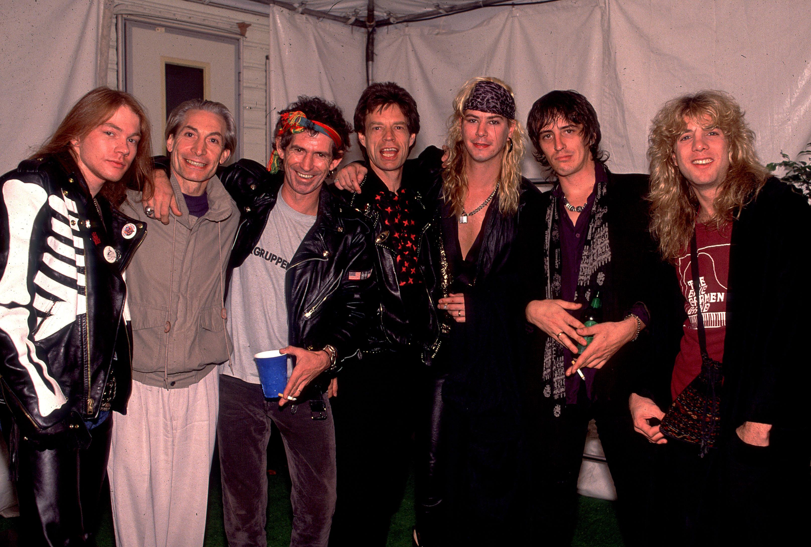 [Articulo] Auge, caída y reunión de Guns N'Roses: Las 20 fechas clave. Rolling-stones-guns-and-roses